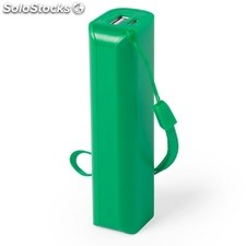 Power bank verde boltok