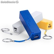 Power bank youter color: blanco