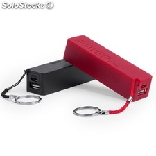 Power bank youter color: rojo