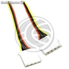 Power Cable 4-pin Molex HDD male/female 200 cm (FE65)
