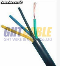 power cable cable de alimentación RVV 2X2.5mm² cobre