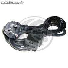 Power Cable iec-60320 1.8m (C19/schuko-m) (FA94)