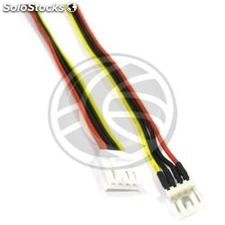 Power Cable Molex 4-pin FDD male/female 100 cm (FE73)