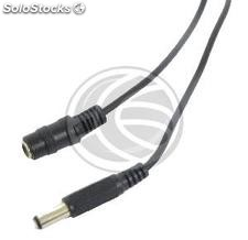 Power Cord dc-Jack Connector 5.5x2.5mm 10m (m/h) (AB07)