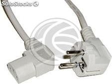 Power cord H05VV-F 3m schuko to open ends 3x1.50mm² (FE07-0002)