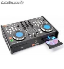 Power dynamics 172.716 PDX125 reproductor doble CD/sd/usb/MP3