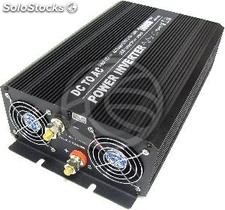 Power inverter 12 VDC to 220 VAC 3000 W electric modified sine wave (CA68-0003)