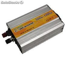 Power inverter 12 VDC to 220 VAC 500 W electric modified sine wave (CA64-0002)