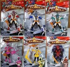 Power Rangers Super Samurai Fig