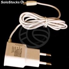Power Supply 220VAC to 5VDC 1A male Micro usb (AU08)