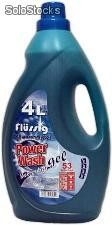 Power Wash Vollwaschmittel Meeresduft Gel 4l żel do prania