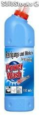 Power Wash wc Gel 750 ml niebieski