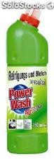 Power Wash wc Gel 750 ml zielony