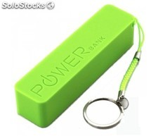 Powerbank l-Link 2600 ll-am-105 verde