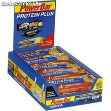 PowerBar Protein Plus 33% 10 barritas x 90 gr