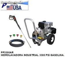 Pp3300ar Hidrolavadora 3300 psi industrial (Disponible solo para Colombia)