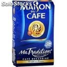 Pq 250G cafe moulu decafeine tradition maison du cafe