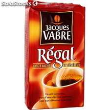 Pq 250G cafe moulu regal jacques vabre