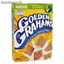 Pq 375G cereales gold graham nestle