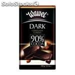 Premium 90% cocoa chocolate 100g