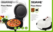 Preparador de Pizzas - Mini Pizza Maker
