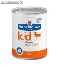 Prescription Diet k/d 370.00 gr