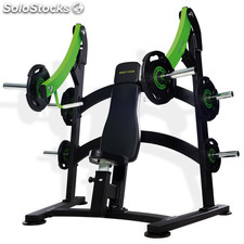 Press Inclinado - Inclined Chest Press Solid Rock Bodytone: Máquina profesional