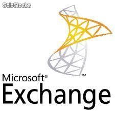 Prestation de service Microsoft Exchange