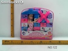 Princess bloques 36PCS