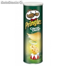 Pringles cheese and onion bote 165 g