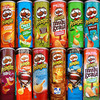 Pringles Potato Chips 40g, 65, 150g, 154g, 161g, 165g ,169g and 187g