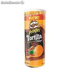 Pringles tortilla chili 160G