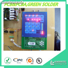Printed circuit Board with Electronics Components, Customized PCB & PCBA