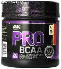 Pro bcaa - raspberry lemonade (13.7 ounces powder)