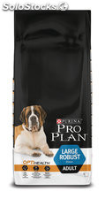 Pro plan adult large robust opti health 14 kg.