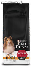 Pro plan adulto mediano opti health 14 Kg.
