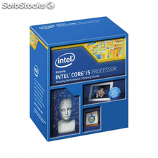 Procesador intel core I5 4460 - 3.2GHZ - socket 1150 - 6MB cache L3