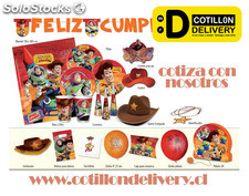 Producto Toy Story Cumpleaños pack