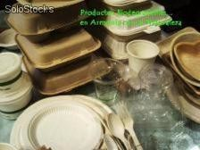 Productos Desechables Biodegradables