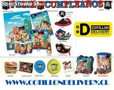 Productos Jake el Pirata pack