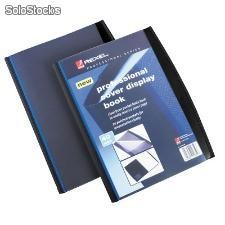Professional display book - portalistino da 20 pagine rexel - 2101130