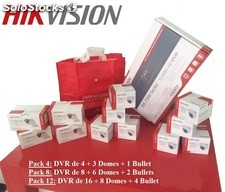 Promotion dvr et camera hikvision