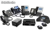 (Promotion) kit de 5 Telephone ip + Standard Voip
