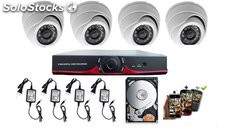 Promotion pack camera dome