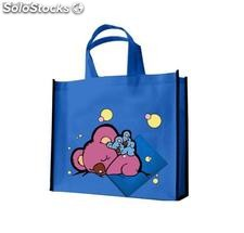 Promotional Green Bag, eco- friendly jumbo bag