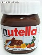 Propagação do chocolate de Nutella