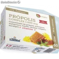 Propolis complex 1600MG 60 capsulas nature essential