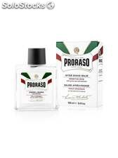 Proraso Bálsamo After Shave Sin Alcohol 100 ml.