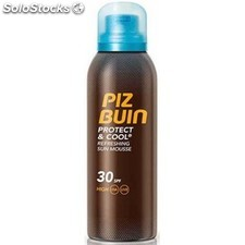 Protect & cool mousse solar refrescante SPF30 150 ml piz buin