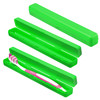 Protective Box Toothbrush , Trend-Green